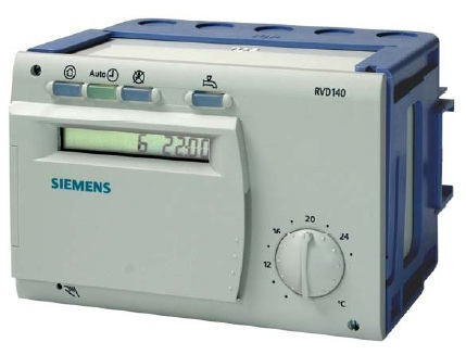 Siemens rvd 140